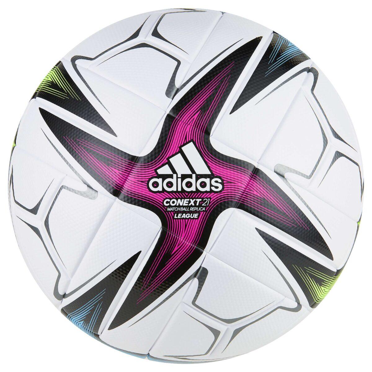 """Adidas Fußball """"Conext21 League"""" - Bälle - Adidas"""