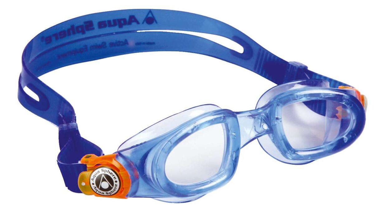 "Aqua Sphere Kinder-Schwimmbrille ""Moby Kid"""