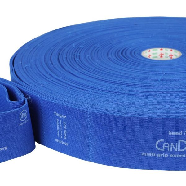"CanDo Multi-Grip Fitnessband ""Exerciser Rolle"""