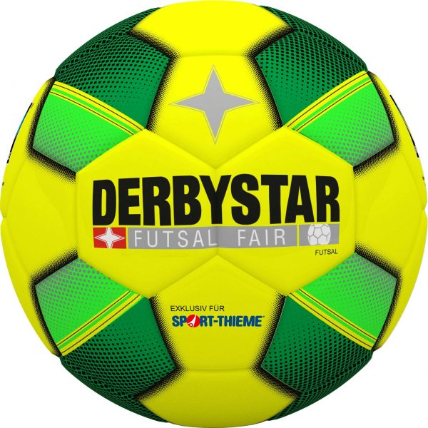 "Derbystar Futsalball Fairtrade ""Futsal Fair"" - Bälle - Derbystar"