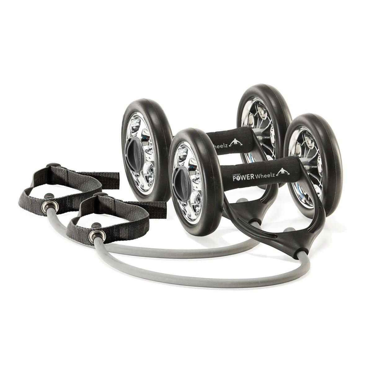 Gymstick Power Wheelz Pro - Fitnessgeräte - Gymstick