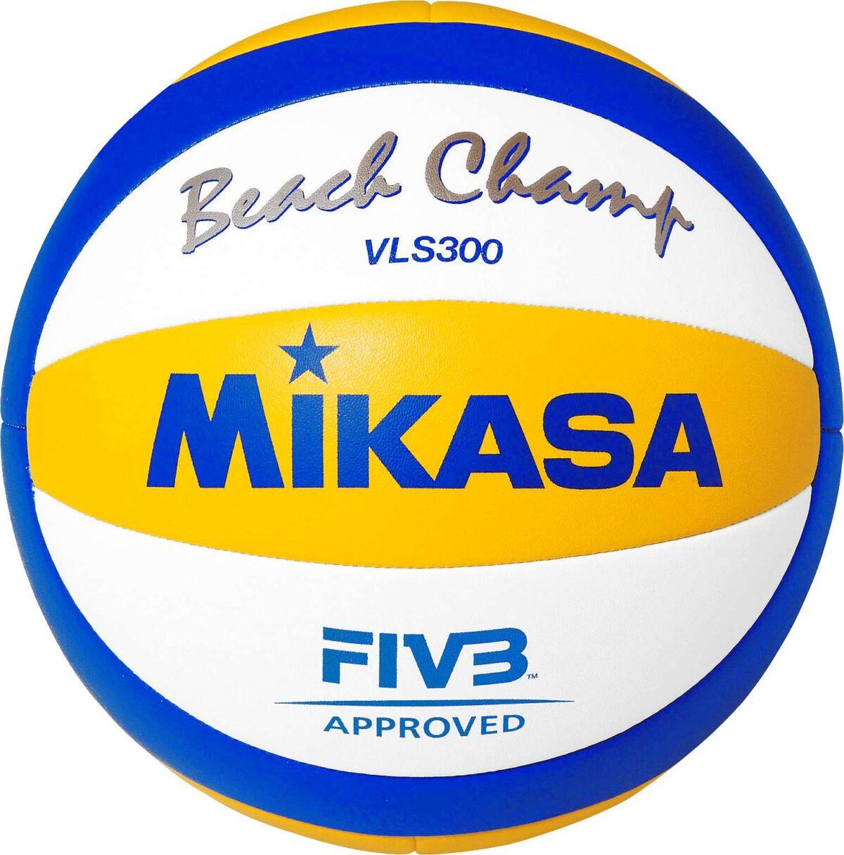Mikasa Beachvolleyball Beach Champ VLS300 DVV - Bälle - Mikasa