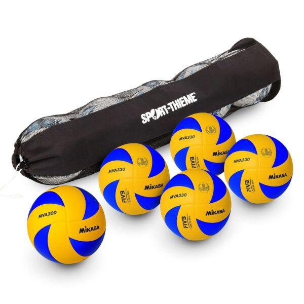 """Mikasa Volleyball-Set """"Bundesliga"""" - Bälle - Mikasa"""