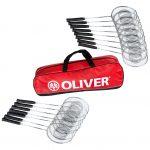 """Oliver Badminton """"Schulsport-Set"""" - Teamsport - Oliver"""