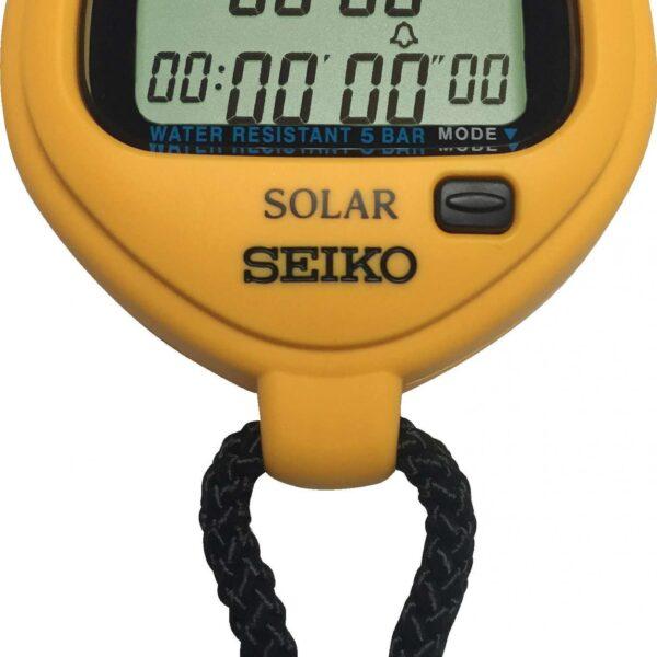 """Seiko Solar-Stoppuhr """"S061"""" - Leichtathletik - Seiko"""