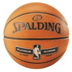 "Spalding Basketball ""NBA Platinum Outdoor"" - Bälle - Spalding"