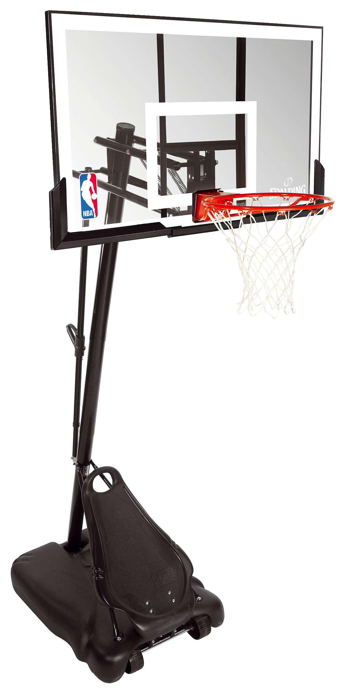 """Spalding Basketballanlage """"NBA Gold Exacta High Lift Portable"""" - Teamsport - Spalding"""