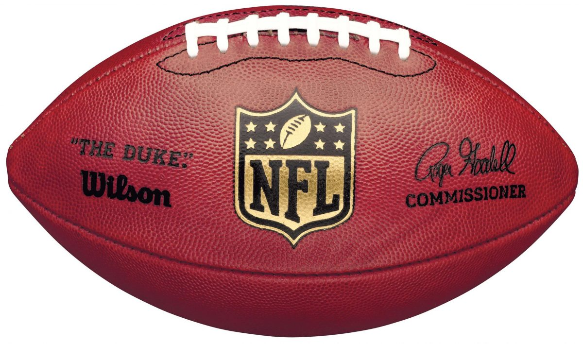 "Wilson Football Game Ball ""The Duke"" - Bälle - Wilson"