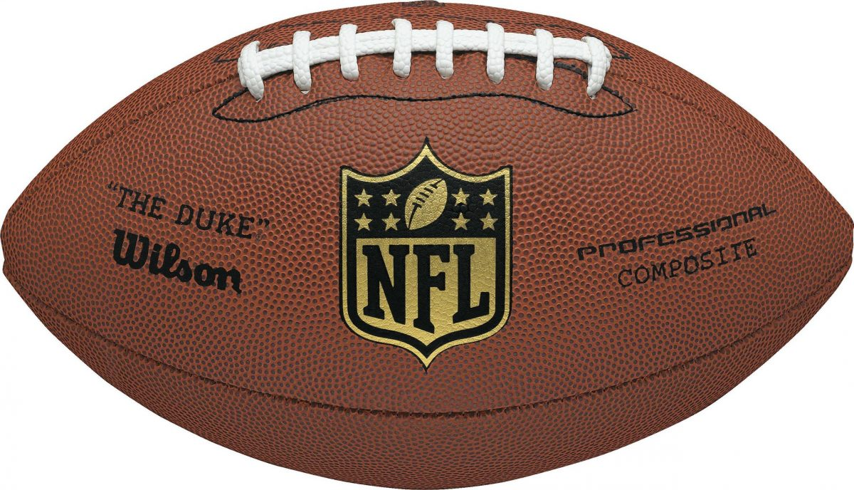 "Wilson Football NFL ""The Duke"""