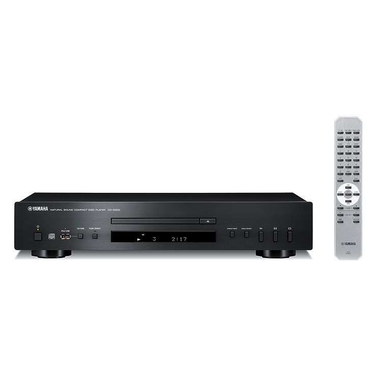 """Yamaha CD-Player """"CD-S 300"""" - Therapie - Yamaha"""