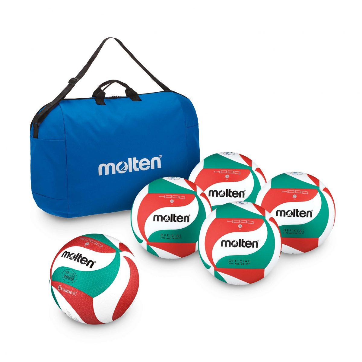 "Molten Volleyball-Set ""Bundesliga"" - Bälle - Molten"