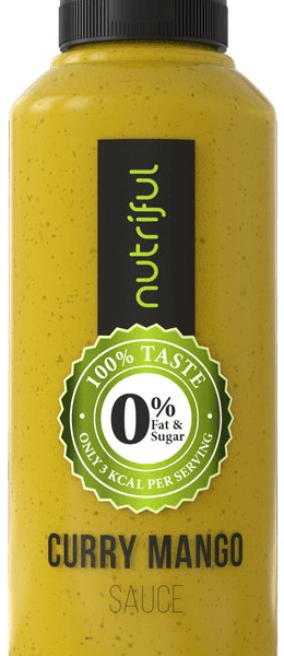 Nutriful Curry Mango Sauce - 265ml