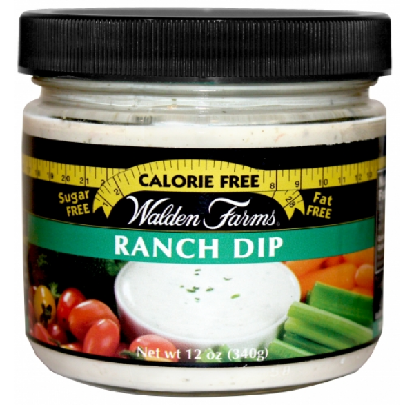 Walden Farms Ranch Dip - 340g Dip - MHD WARE 20.05.2020