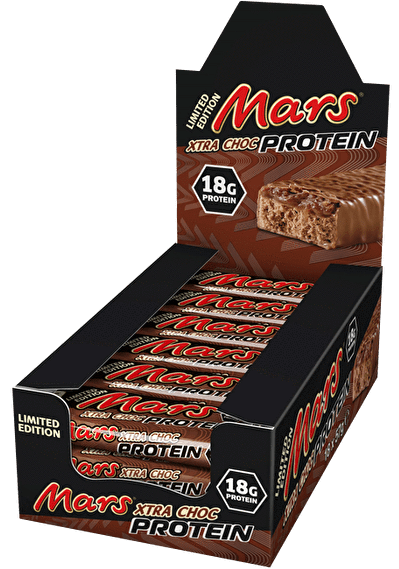 Mars Protein Bar Xtra Choc - 18 x 57g