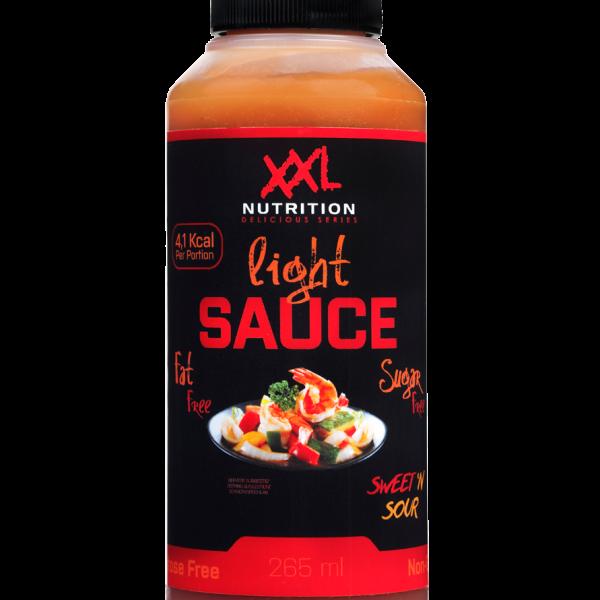 XXL Nutrition Sweet & Sour Sauce - 265ml