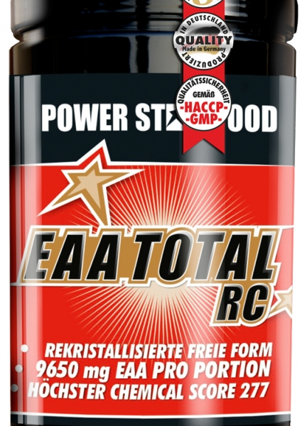 Powerstar EAA Total - 600g