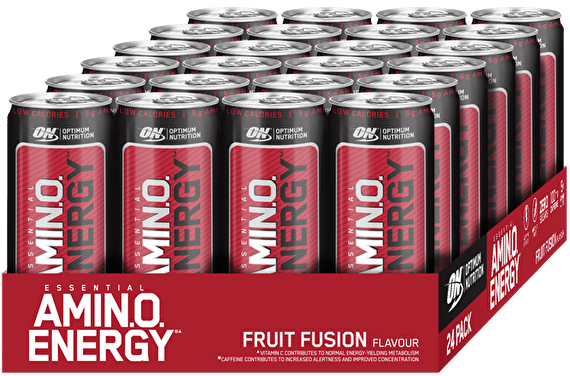 Optimum Nutrition Amino Energy RTD - 24 x 330ml