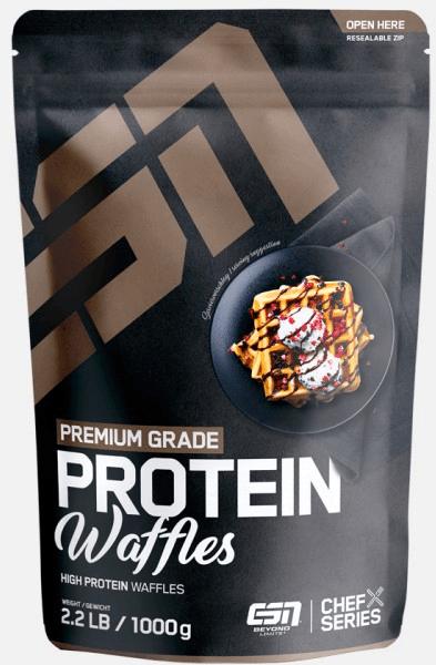ESN Protein Waffles - 1000g