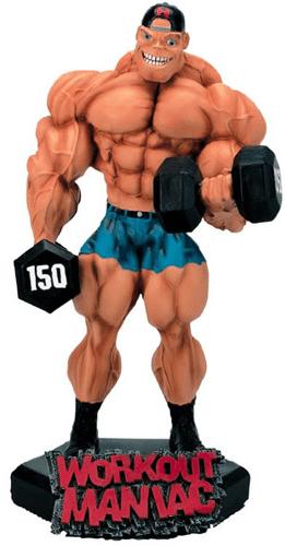 X 138 Workout Maniac 24cm