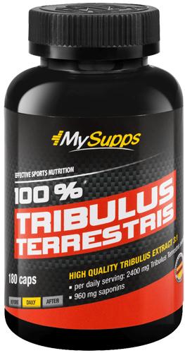 My Supps 100% Tribulus Terrestris Extrakt - 180 Kapseln
