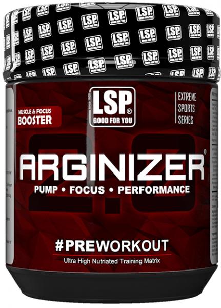 LSP Arginizer 2.0 - 600g - MHD WARE 08/2019