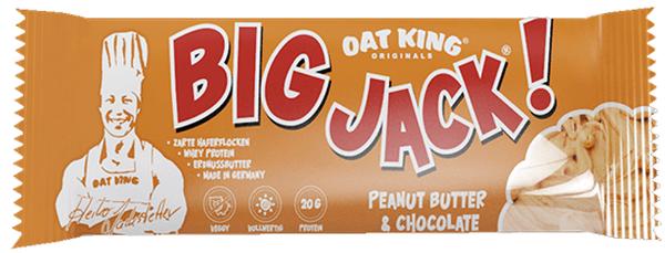 LSP Oat King Big Jack! - 80 g Riegel