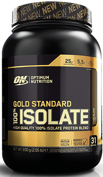 Optimum Nutrition Gold Standard 100% Isolate - 930 g