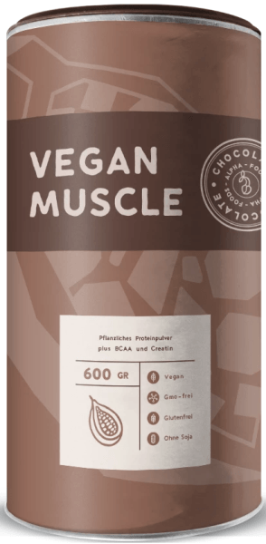 Alpha Foods Vegan Muscle - 600 g