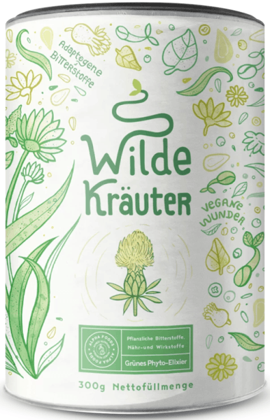 Alpha Foods Wilde Kräuter - 300g