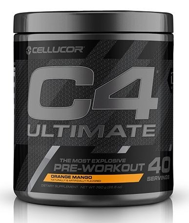 Cellucor C4 Ultimate - 440g - MHD WARE 02/2021