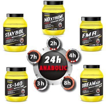 Multipower 24h Anabolic System