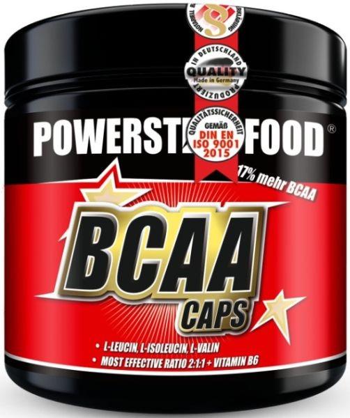 Powerstar BCAA Caps - 300 Kapseln