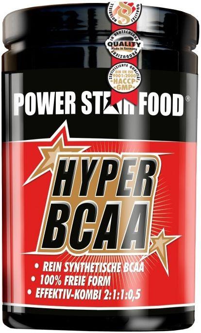 Powerstar Hyper BCAA - 500 Tabletten