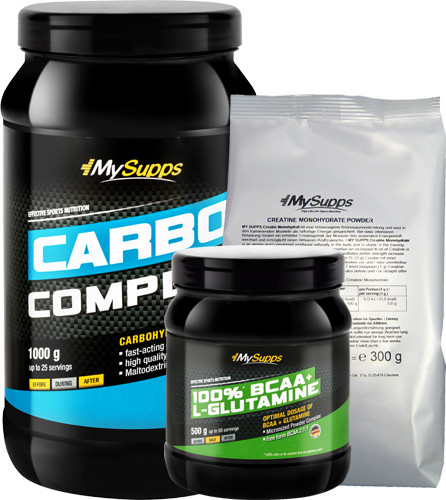 My Supps ADD Stack PWS - Plus