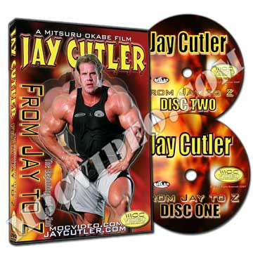 Jay Cutler DVD - From Jay to Z