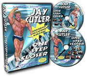 Jay Cutler - One Step Closer - DVD