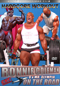"Ronnie Coleman ""On the Road"" - DVD"