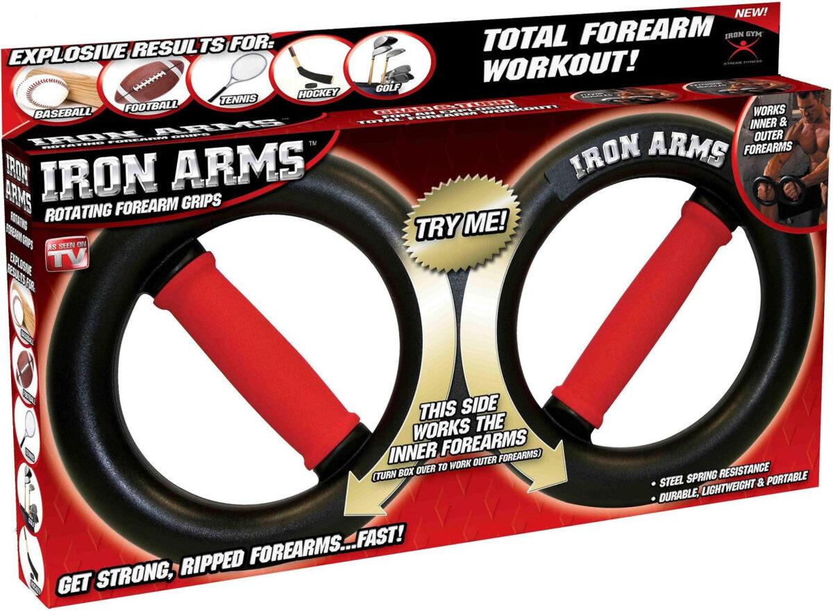 Iron Gym Unterarmtrainer
