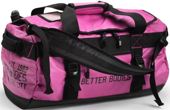 Better Bodies Duffel Bag - hot pink