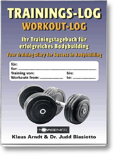 Trainings-Log (Klaus Arndt
