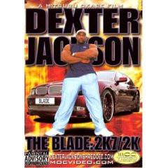 Dexter Jackson DVD - The Blade
