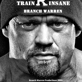 Branch Warren DVD - Train Insane