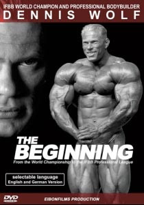 Dennis Wolf - The Beginning - DVD