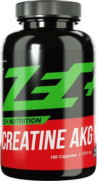 ZEC+ Creatine AKG - 180 Kapseln