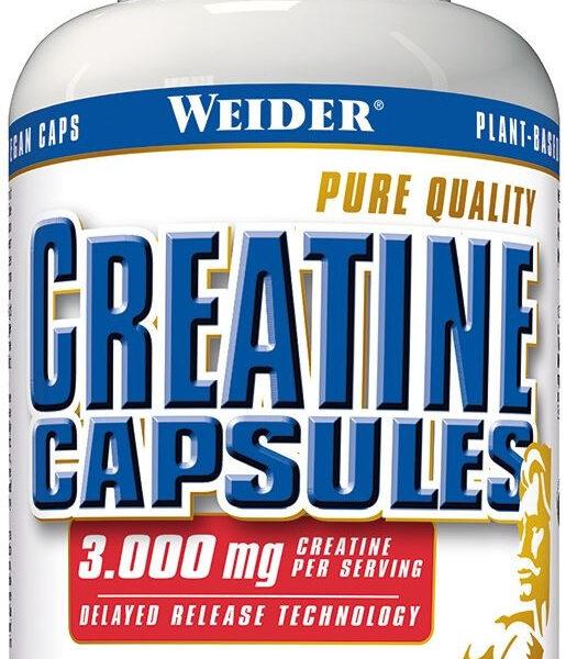 Weider Creatine Capsules - 100 Kapseln á 1000mg