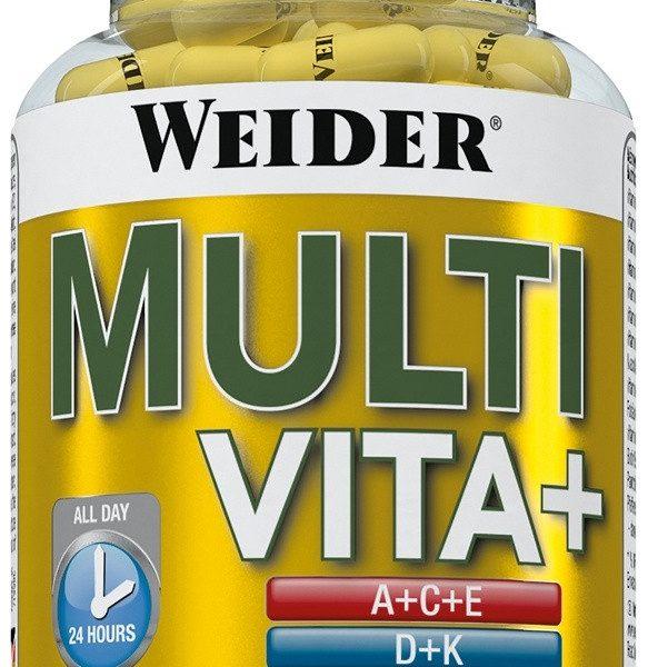 Weider Multi-Vita + B-Complex - 90 Kapseln