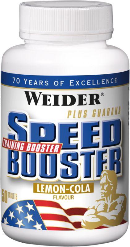 Weider Speed Booster - 50 Kautabletten á 1500mg