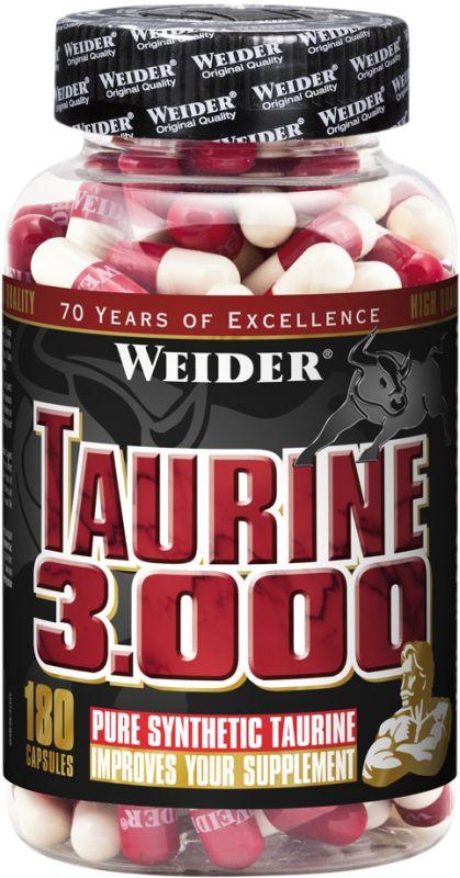 Weider Taurine 3000 - 180 Kapseln