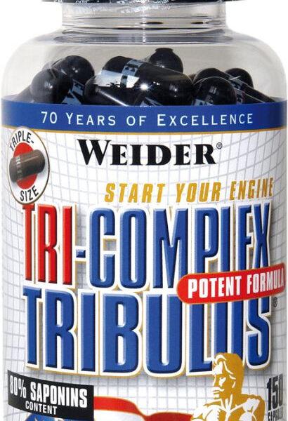 Weider Tri-Complex Tribulus - 150 Kapseln