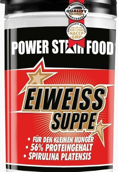 Powerstar Eiweiss-Suppe - 400g